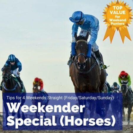sa horse racing tips weekender