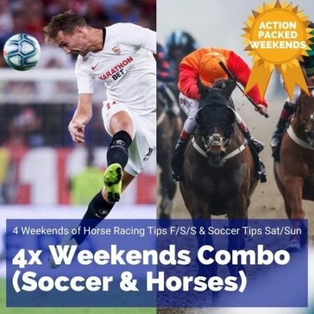 horse racing and soccer tips